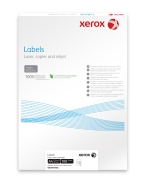 Xerox - Xerox Étiquettes de production